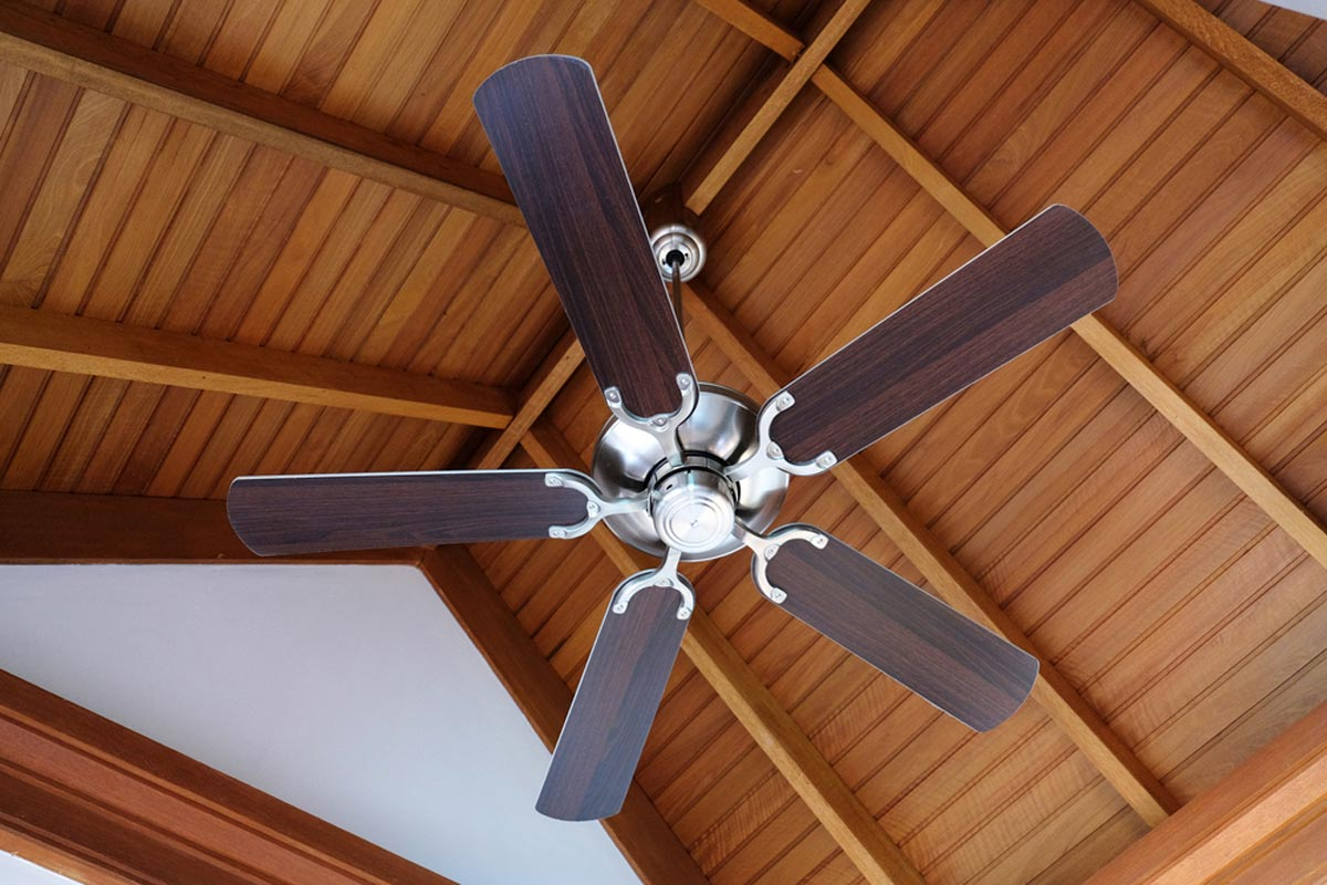 Ceiling Fan Installation 4