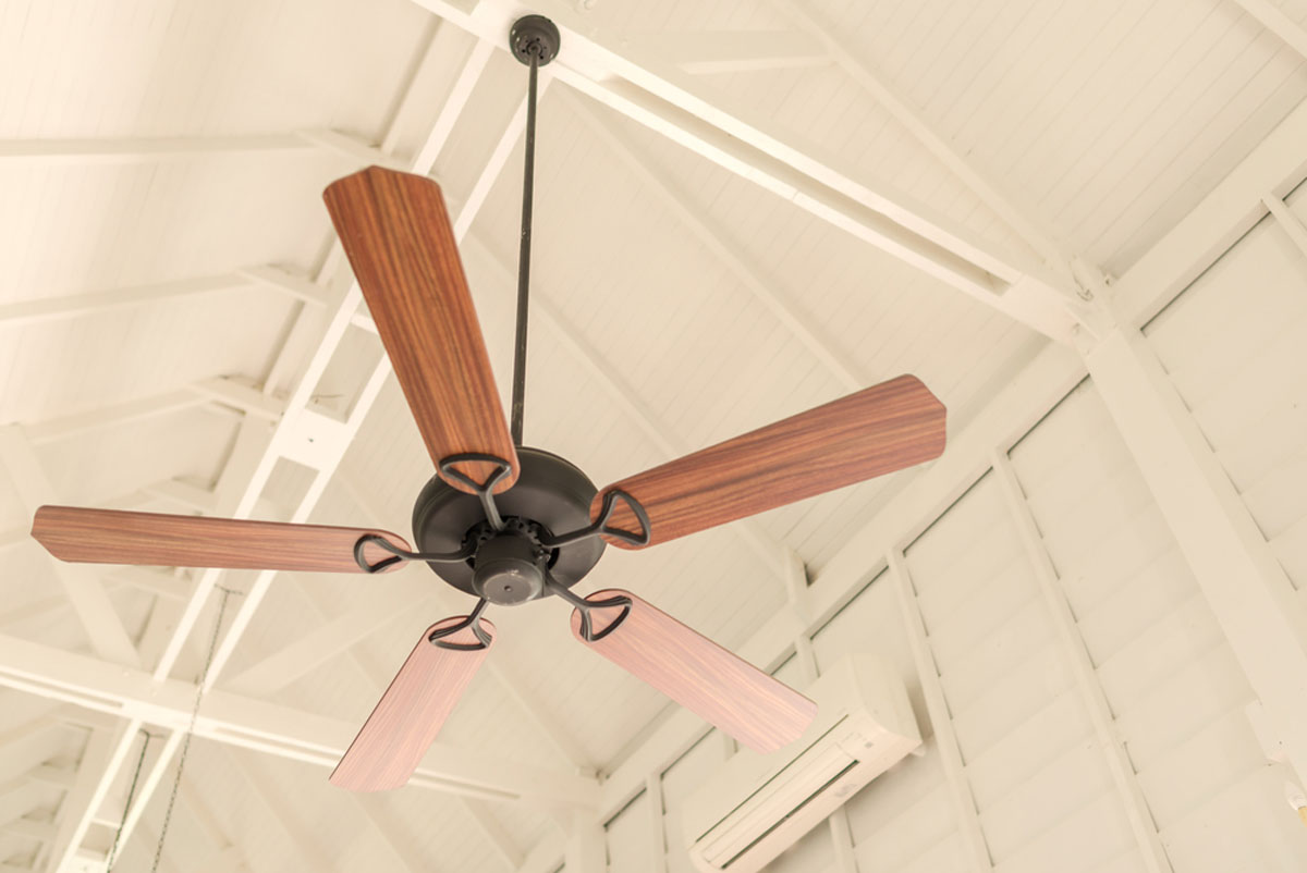 Ceiling Fan Installation 2