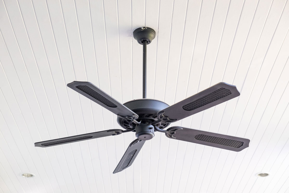 Ceiling Fan Installation 1