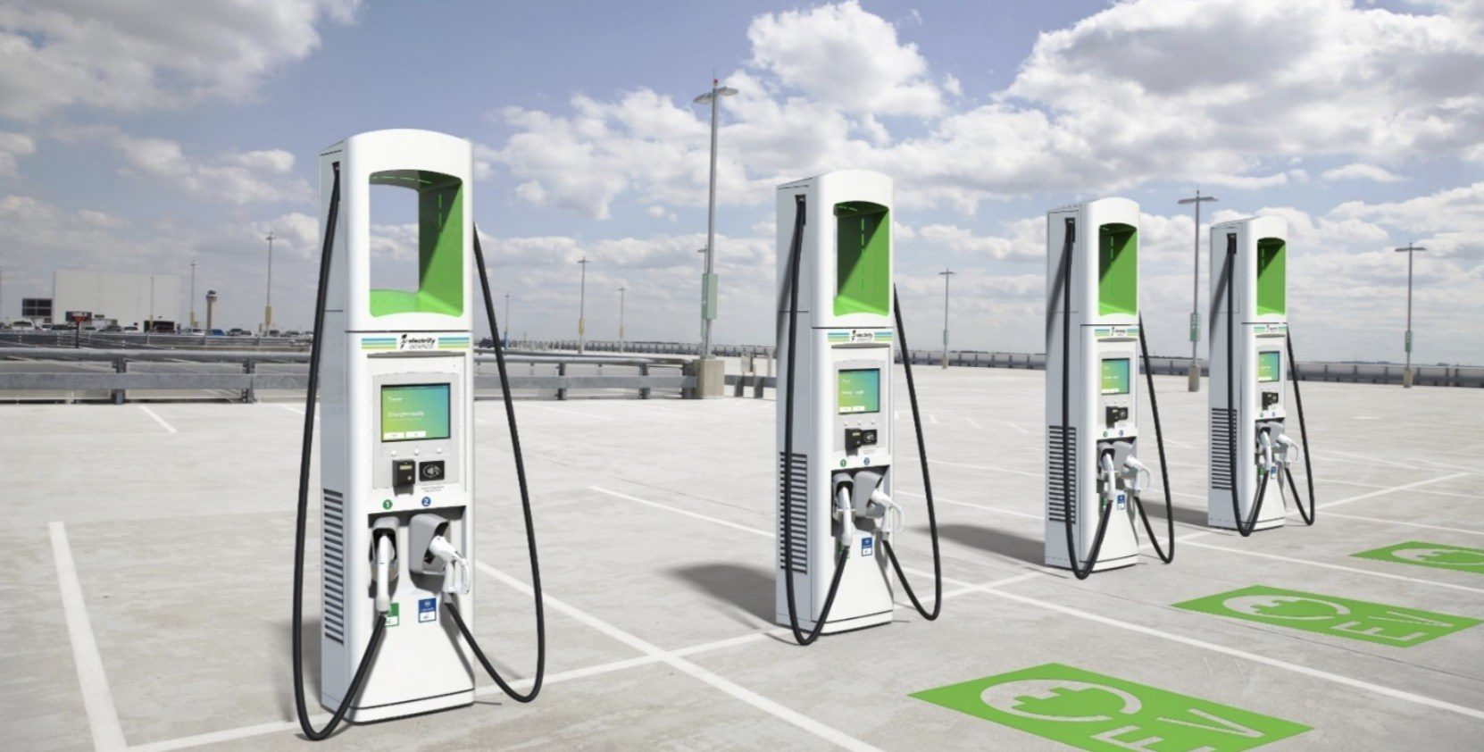 Electric Vehicle Charging Station Installation 3